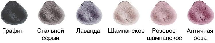 KIS Metallics Kleuren