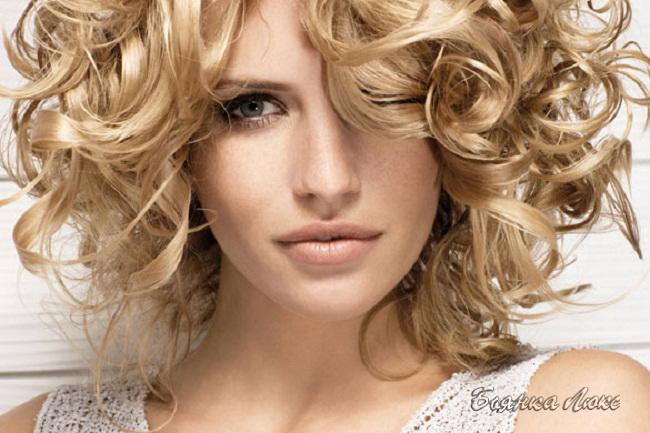 Биозавивка волос / химическая завивка волос от KIS