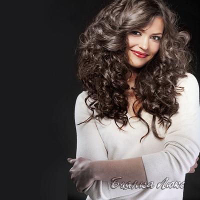 Биозавивка волос - безопасная химическая завивка для волос (KIS - Голландия)