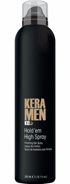 KeraMen Hold'em High Spray